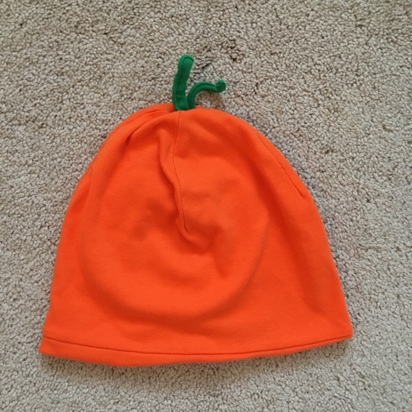 d936a8425ed Hanna Andersson Other - Hanna Andersson Pumpkin Hat - Like New!